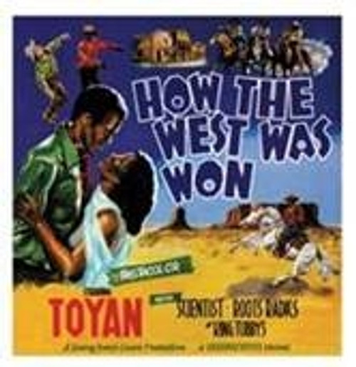 How The West Was Won - Toyan (LP)