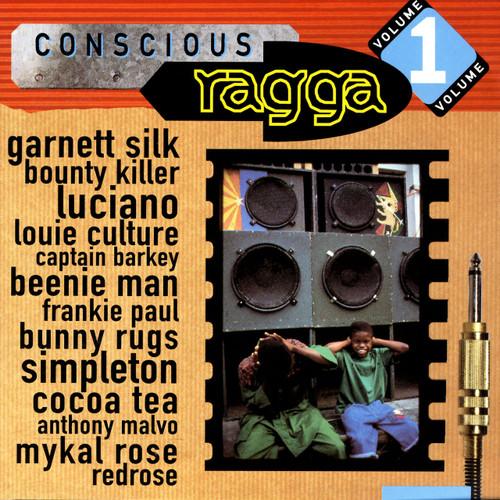 Conscious Ragga 1 - Various Artists