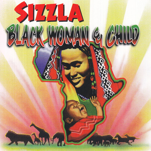 Black Woman And Child - Sizzla (LP)