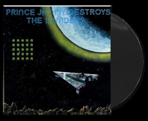 Prince Jammy Destroys The Invaders - Prince Jammy (LP)