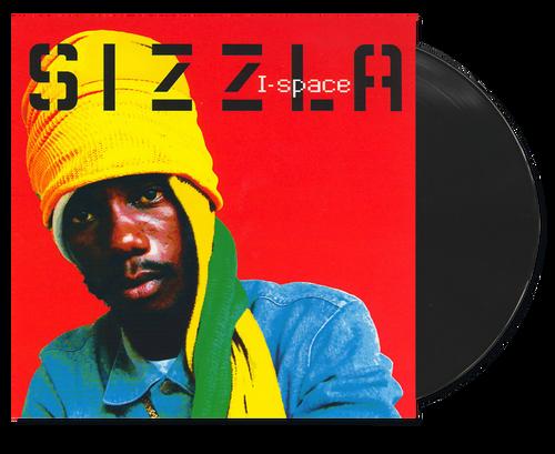 I-space - Sizzla (LP)