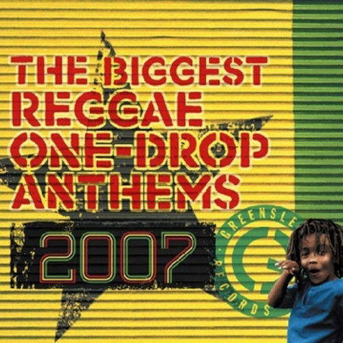 The Biggest Reggae One Drop Anthems 2007 Cd+dvd - Various Artists