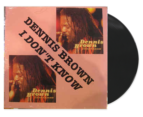 I Don't Know - Dennis Brown (LP)