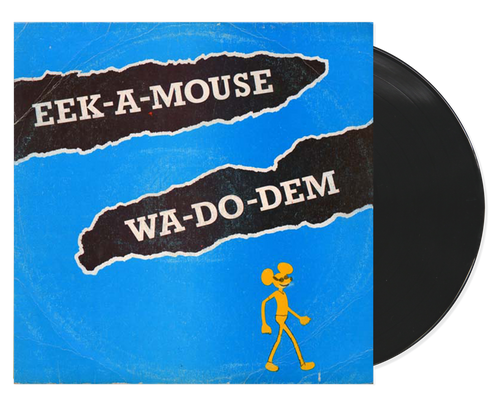 Wah-do-dem - Eek A Mouse (LP)