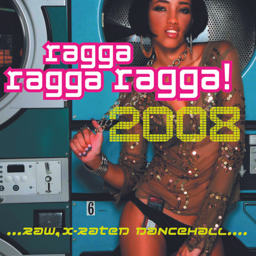 Ragga Ragga Ragga 2008 - Various Artists