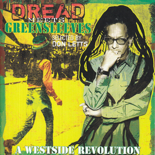 Dread Meets Greensleeves:a West Side Revolution - Various Artists