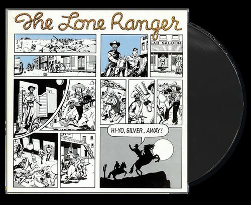 Hi, Yo Silver, Away! - Lone Ranger (LP)