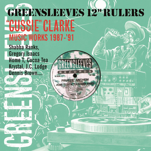 "Gussie Clarke 12""rulers - Various Artists"