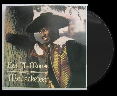 Mouseketeer - Eek-a-mouse (LP)