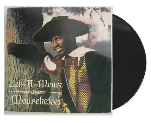 Mouseketeer - Eek-a-mouse (LP)