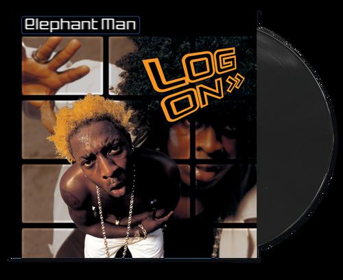 Log On - Elephant Man (LP)