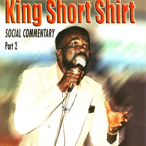 Social Commentary Pt.2 - King Short Shirt