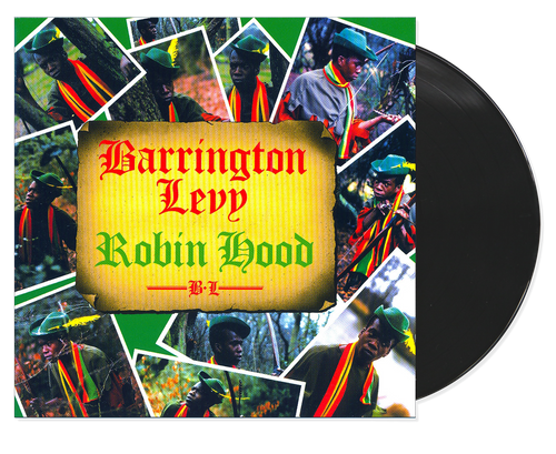 Robin Hood - Barrington Levy (LP)