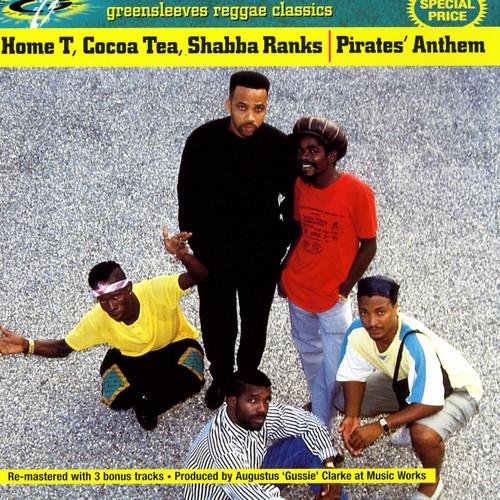 Pirate's Anthem / Home T Cocoa Tea Shabba Ranks