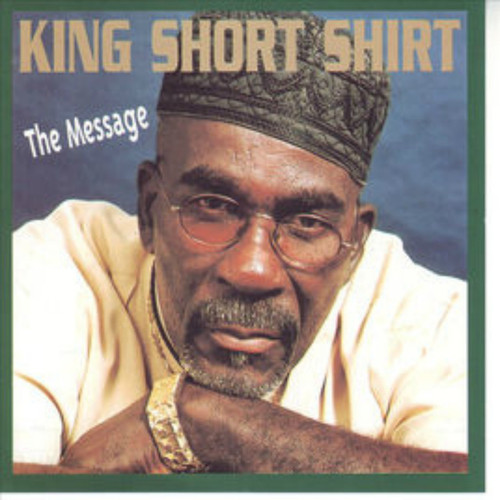 Message, The - King Short Shirt