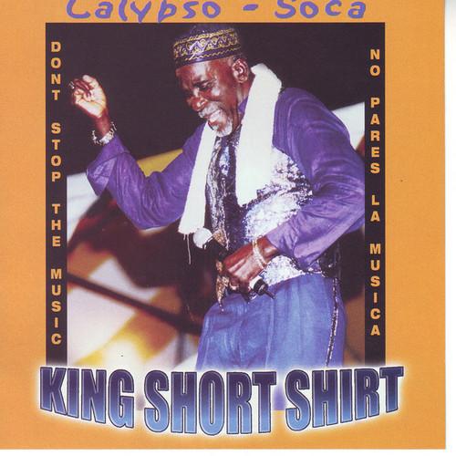 Don't Stop The Music - King Short Shirt