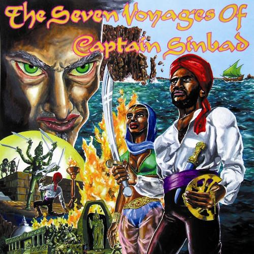 Seven Voyages Of Captain Sinbad - Captain Sinbad (LP)