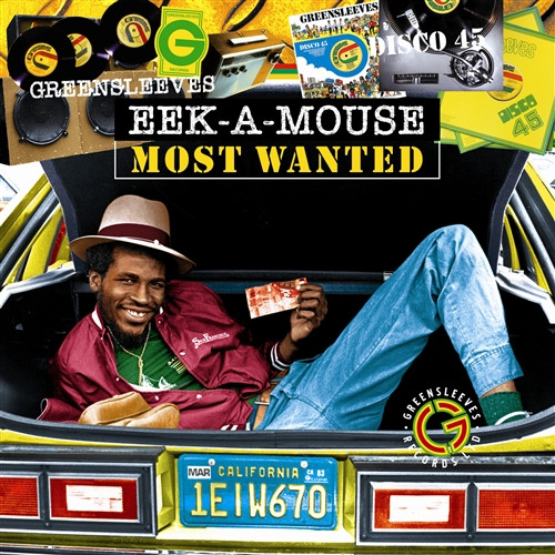 Most Wanted Eek A Mouse - Eek A Mouse