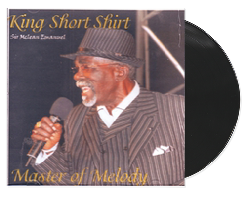 Thank You Sir Viv - King Short Shirt