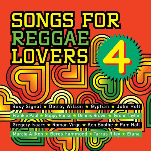 Song For Reggae Lovers 4 (2cd) - Various