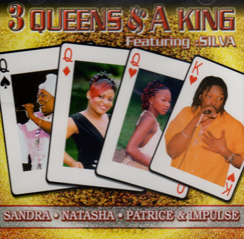 3 Queens & A King Feat. Silva - Various Artists