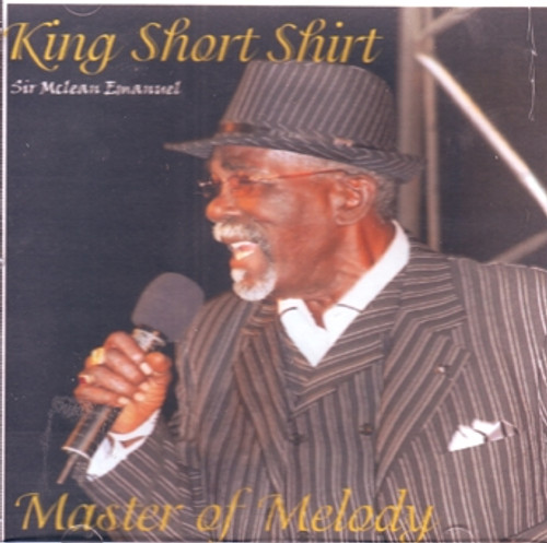 Master Of Melody - King Short Shirt