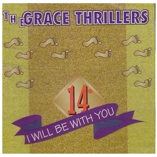 I Will Be With You - Grace Thrillers