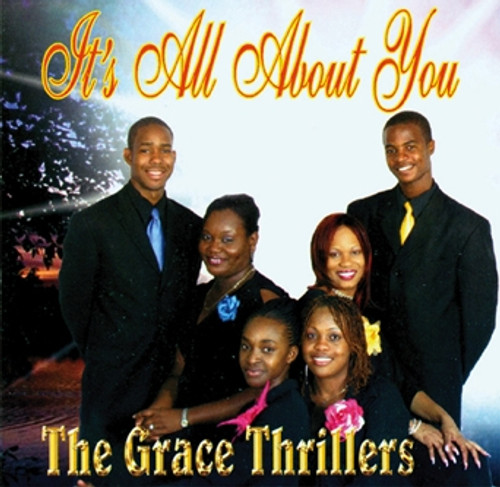 It's All About You - The Grace Thrillers