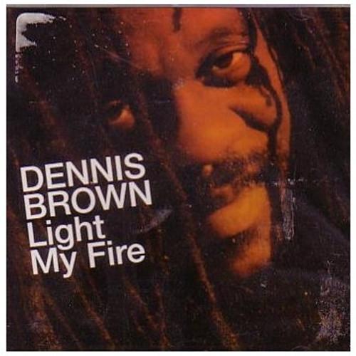 Light My Fire - Dennis Brown (LP)