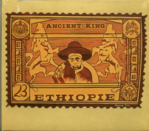 Ancient King - Ethiopie