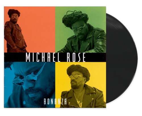 Bonanza - Micheal Rose (LP)