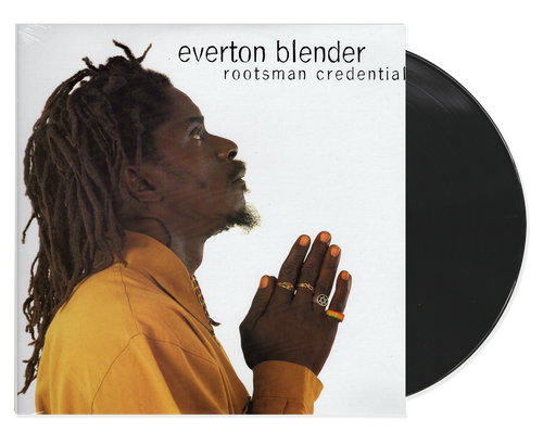 Rootsman Credential - Everton Blender (LP)