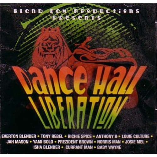 Dancehall(cut-out) - Various Artists