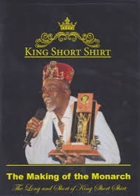 The Making Of The Monarch - King Short Short (DVD)