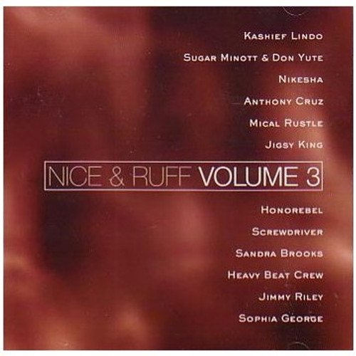 Nice And Ruff Vol3 - Various Artists