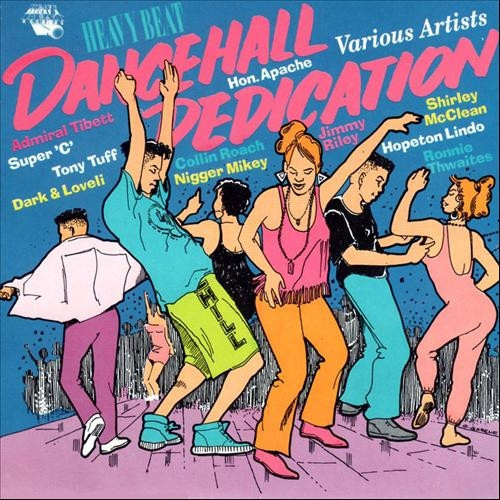 Dancehall Dedication - Various Artists