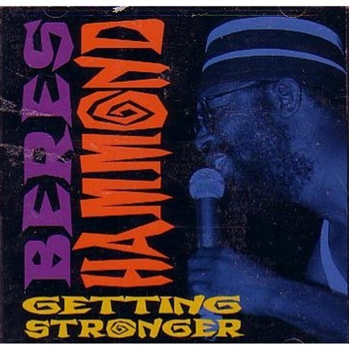Getting Stronger - Beres Hammond (LP)