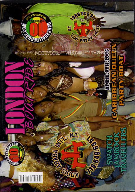 London Boatride - Various Artists (DVD)