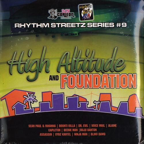 High Altitude And Foundation Rhythm - Various Artists