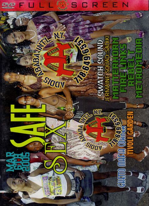 Safe Sex At Ghetto Mafia Corner Tivoli - Various Artists (DVD)