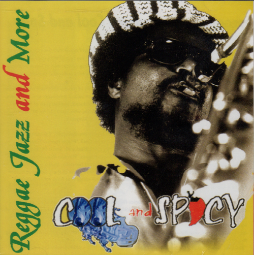 Reggae Jazz And More Cool And Spicy - Various Artists