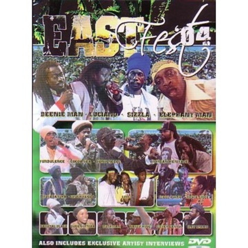 East Fest 2004 - Various (DVD)