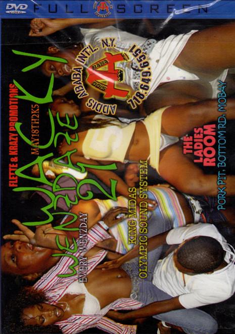 Wacky Wenzdaze Vol.21 - Various Artists (DVD)