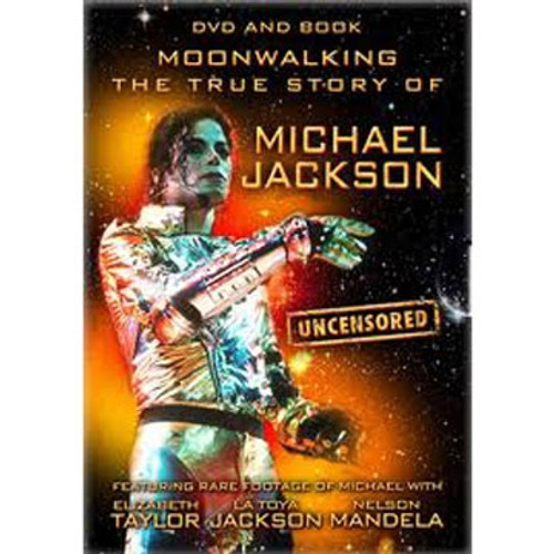 At Last, The True Story - Dvd & Book Set - Michael Jackson (DVD)