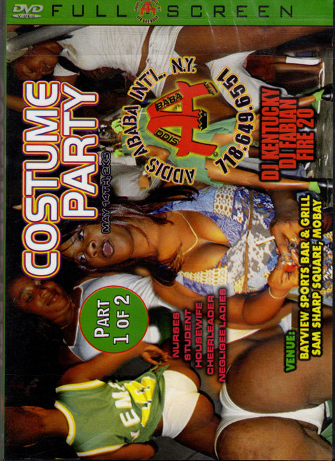 Costume Party Pt.1- Various Artists (DVD)