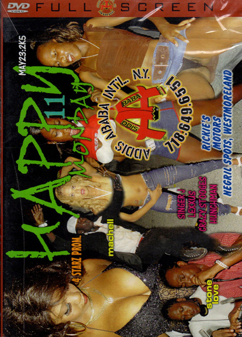 Happy Mondays Pt.11 - Various Artists (DVD)