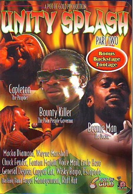 Unity Splash 2006 Pt.2 - Various Artists (DVD)