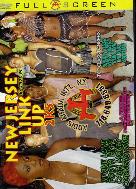 New Jersey Link Up 2k5 - Various Artists (DVD)