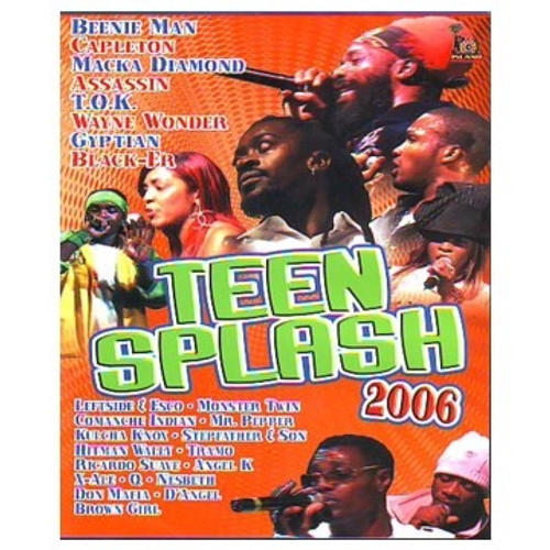 Teen Splash 2006 - Various Artists (DVD)