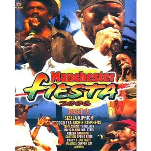 Manchester Fiesta 2006 Pt.2 - Various Artists (DVD)